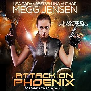 Attack on Phoenix audiobook cover art