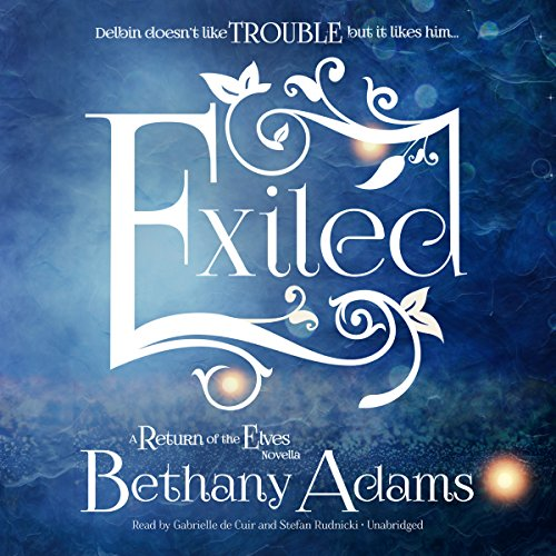 Exiled audiobook cover art