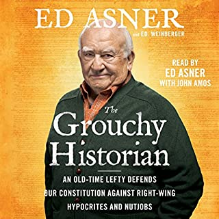 The Grouchy Historian audiobook cover art