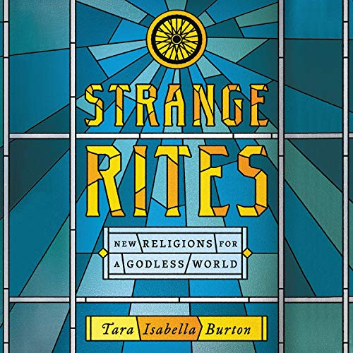 Strange Rites cover art