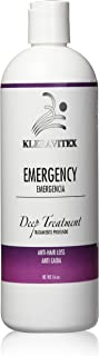 Kleravitex Emergencee Treatment For Hair - Polymedic Reconstructor - Perfect For Damaged and Colored Hair - Emergencia Capilar Tratamiento Reconstructor 16 oz.