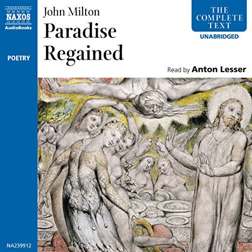Paradise Regained cover art