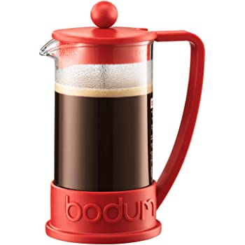 Bodum - 1543-01 - Brazil - Cafetera 3 Tazas - 0,35 l - Color Negro ...