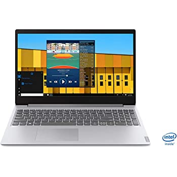 "Lenovo S145-15AST - Ordenador portátil 15.6"" HD (AMD A6-9225, 4GB RAM, 128GB SSD, AMD Radeon Graphics, sin sistema operativo) Gris- Teclado QWERTY español"