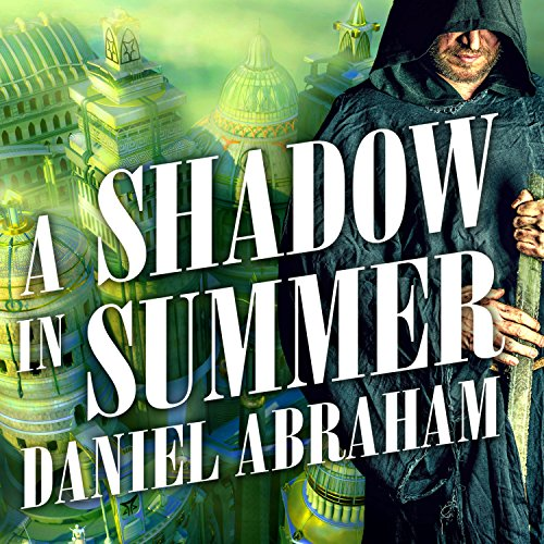 A Shadow in Summer audiobook cover art