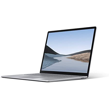 "Microsoft Surface Laptop 3 15"" Platin"