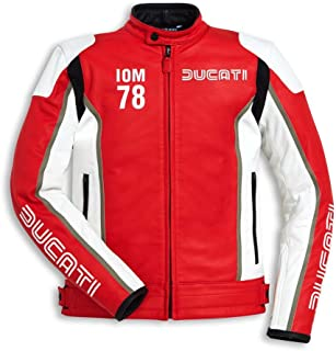 Best ducati red leather jacket Reviews