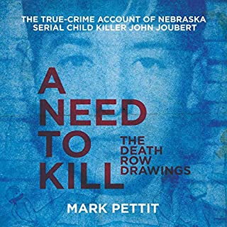 A Need to Kill: The Death Row Drawings cover art