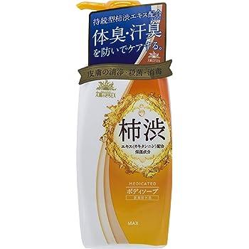 【医薬部外品】 薬用太陽のさちEX 柿渋ボディソープ 500ml