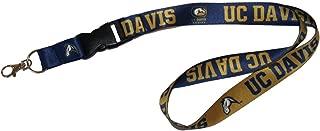 UC Davis Aggies Premium Lanyard Key Chain