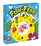 Buffalo Games Fish Feud- The Fast-Paced Fish Feeding Children's Game