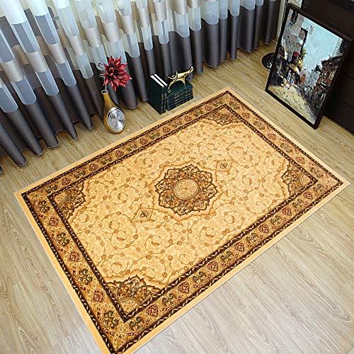 Tapiso YESEMEK Teppich Klassisch Kurzflor Orientalisch Teppiche Floral Ziegler Ornament Muster...