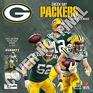 green bay packers 2019 calendar