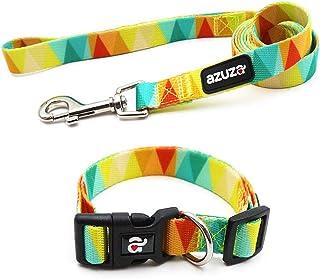 azuza Collar Adjustable Matching Yellow