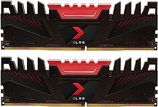 PNY 32GB (2x16GB) XLR8 Gaming DDR4 3200MHz Desktop Memory...