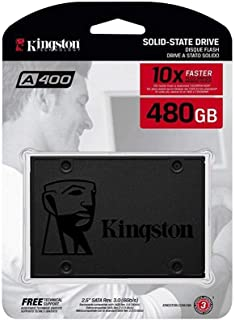 SSD 480GB A400 SATA3 2.5 INTERNAL - SA400S37/480G