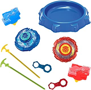 COLOR BABY colorbaby – Infinity Nado Stadium with 2 Spinners + 2 Launchers 43918