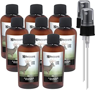 Outdoor Hunting Lab Calming Scent Ever Calm Deer Attractant Buck Lure Whitetail Hunting Cover Urine Pee Spray