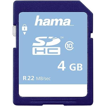 Hama Speicherkarte Sdhc 4gb Computer Zubehör