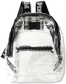 Victorias Secret PINK Clear Campus Backpack 2019 Edition