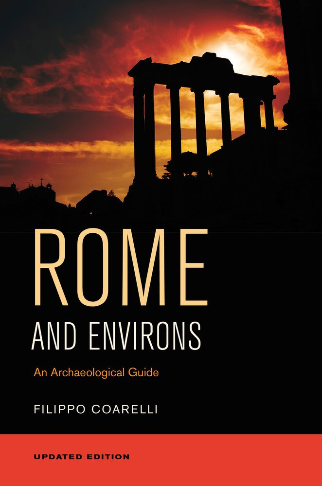 Image OfRome And Environs: An Archaeological Guide