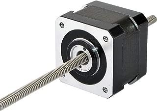 STEPPERONLINE Precision Linear Actuator Nema 17 Non-Captive 34mm Stack 0.7A Lead 4.877mm/0.192