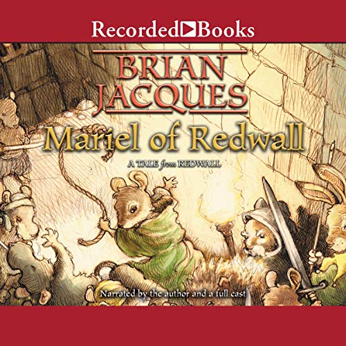 Mariel of Redwall cover art