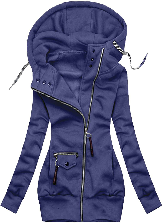 Tantisy Women Rainproof Windbreaker Basic Outdoor Classic Jacket Raincoat Hooded Overcoat Cool Thermal Tops