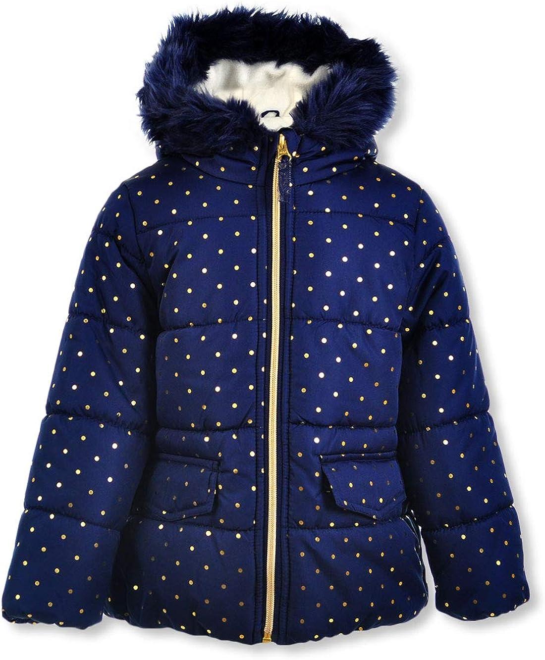 OshKosh B'Gosh girls Perfect Puffer Jacket