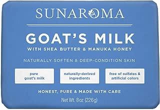 Best goats milk and manuka honey soap Reviews