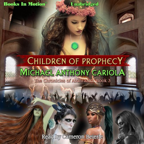Children of Prophecy audiobook cover art