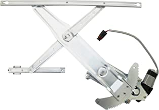 ACDelco 11A124 Professional Front Passenger Side Power Window Regulator with Motor