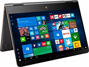 HP Spectre x360 13-AC033DX 2-in-1 13.3in UHD 4K Touch-Screen Laptop - Intel Core i7 - 16GB Memory - 512GB SSD (Renewed)