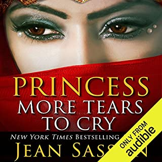 Princess, More Tears to Cry cover art