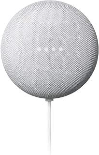 Google Nest Mini (Chalk, 2nd Generation)