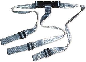 Cobeky CinturóN de Seguridad para Bebé, ArnéS de Asiento de 3 Puntos para Silla Alta para Bebé Correa para Asiento de Ni?o para Silla Alta para Ni?Os