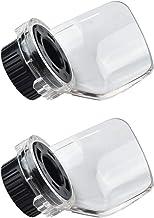 POFET - 2 piezas de protección para taladro eléctrico de seguridad para taladro eléctrico A550 Rotary Tool Shield accesorios para amoladora eléctrica, Dremel Grinder
