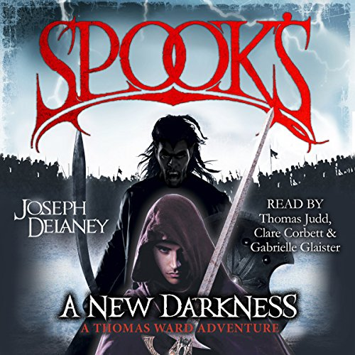 Spook's: A New Darkness audiobook cover art