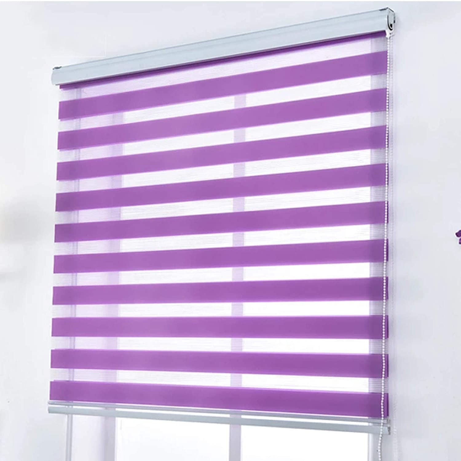 EEUK Roller Window Max 61% OFF Shades Blackout Ligh ! Super beauty product restock quality top! Dual Layer Zebra