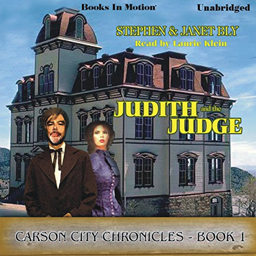 Judith and the Judge cover art