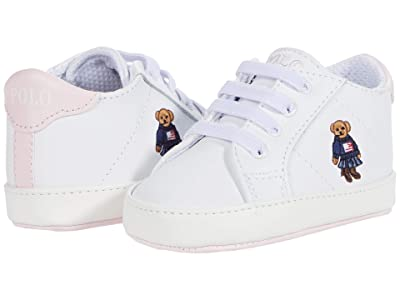 Polo Ralph Lauren Kids Quilton Bear Gore Hi (Infant/Toddler) Girl