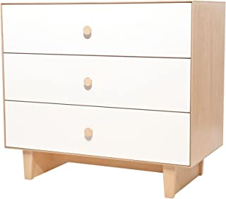 Oeuf Merlin Rhea Dresser - Birch/White