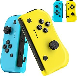 Etparkk Mando Compatible para Nintendo Switch, Mando inalámbrico Compatible para Switch Bluetooth Wireless Controller de R...