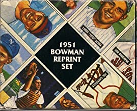 1951 bowman complete set