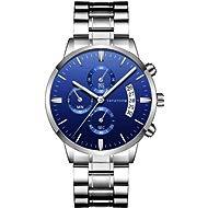 2019 Summer Deals ! Men Luxury Casual Watch Quartz Stainless Steel Waterproof Calendar Watch...