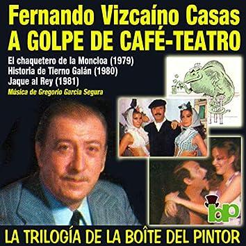 A golpe de café-teatro