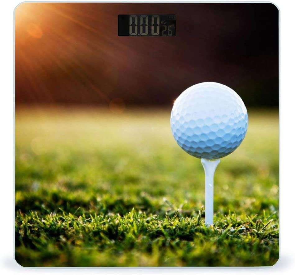 CHUFZSD Golf Balls On The Superior Grass S Accurate in Highly Sale item Morning