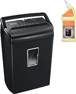 Bonsaii C209-D Shredder and 400ml Lubricant Shredder Oil
