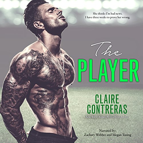 The Player                   Auteur(s):                                                                                                                                 Claire Contreras                               Narrateur(s):                                                                                                                                 Zachary Webber,                                                                                        Megan Tusing                      Durée: 8 h et 37 min     3 évaluations     Au global 4,3