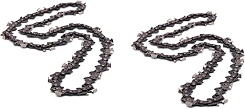 """Oregon 20LPX066G Power Cut Chainsaw Chain, 16"""", Pack Of 2"""